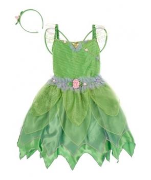 Costum carnaval fete Tinkerbell model 1