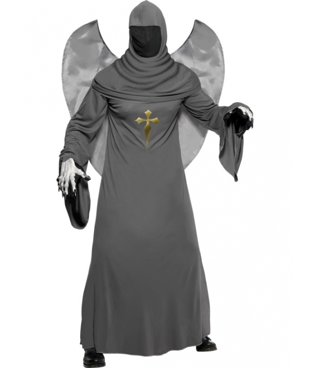 Costum barbati Angel of death Halloween