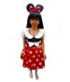 Costum carnaval fete Minnie model nou