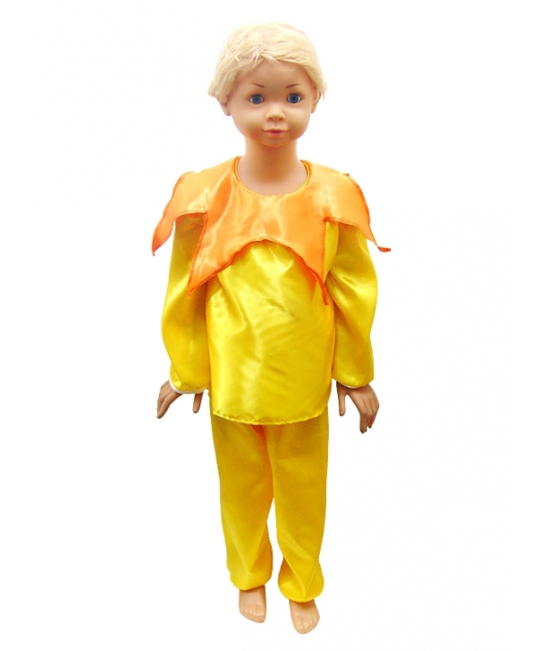 Costum carnaval copii Soare