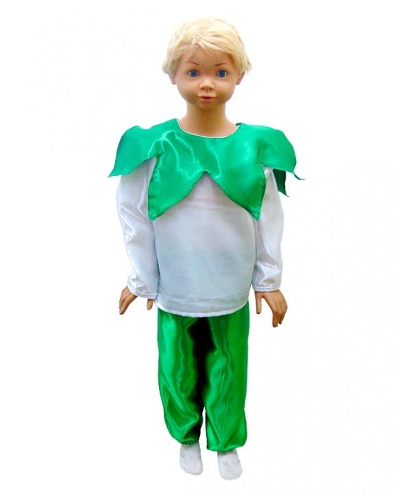 Costum carnaval baieti floare ghiocel