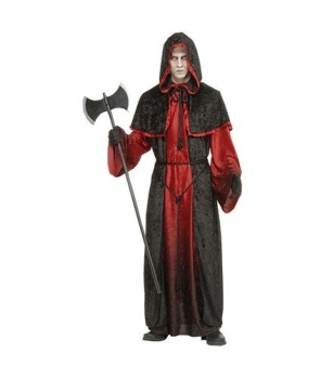 Costum barbati roba demon Halloween