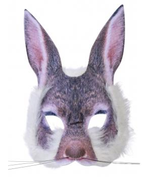 Masca de iepure autentica
