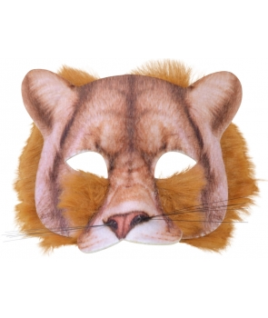 Masca de leu autentica