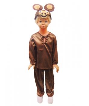 Costum carnaval copii maimuta cu palarie