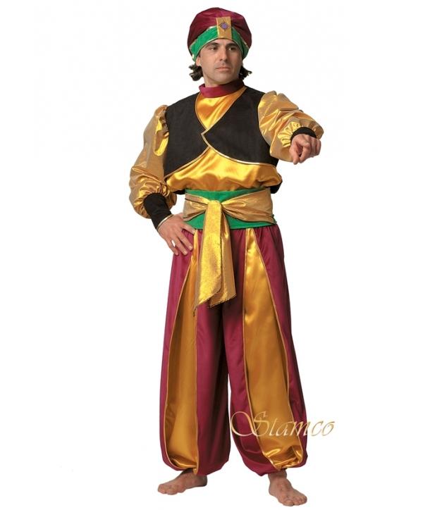 Costum barbati Pasa Man Halloween