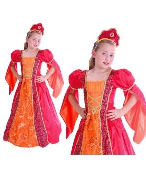 Costum carnaval fete Printesa de lux