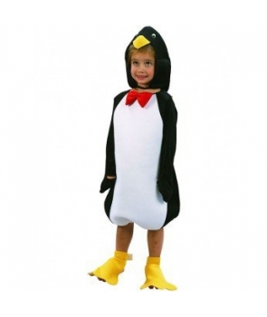 Costum carnaval copii pinguin nou