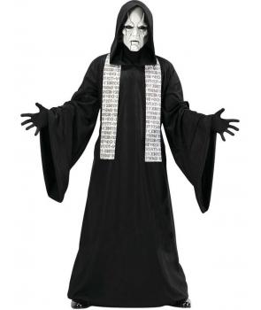 Costum halloween barbati fantoma cu sal
