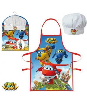 Set bucatar copii Super Wings