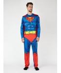 Costum carnaval adulti Superman model nou