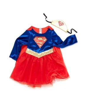 Costum carnaval fete Supergirl