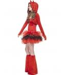 Costum Halloween femei diavolita