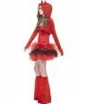 Costum femei diavolita Halloween