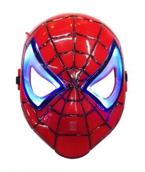 Masca Spiderman cu lumini