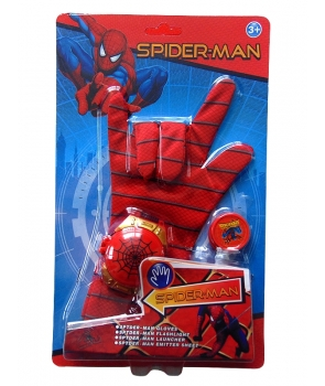 Manusa lansator Spiderman