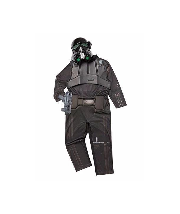 Costum carnaval baieti clona Death Trooper Star Wars