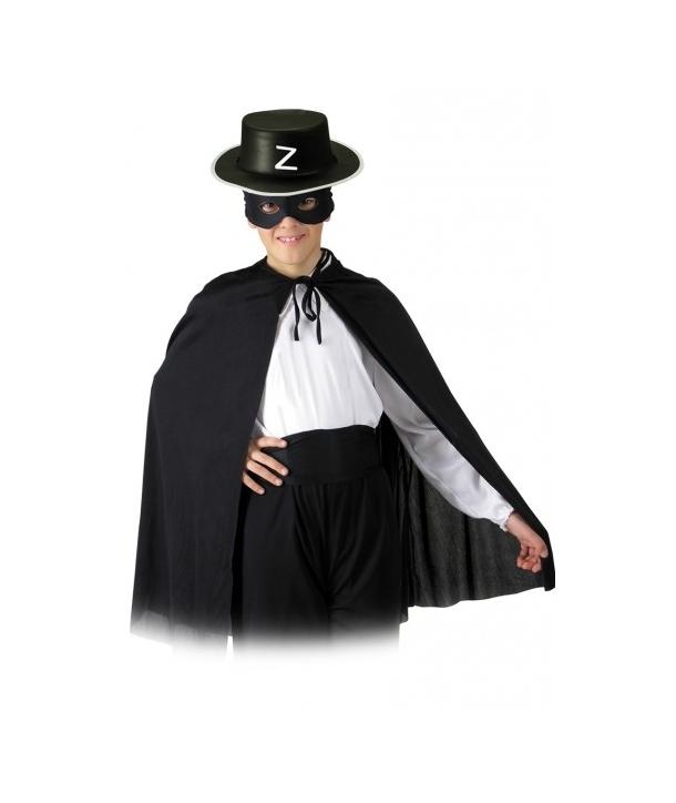Set accesorii Zorro copii