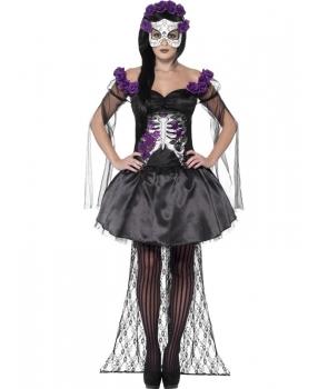 Costum Halloween femei Day of the dead Senorita