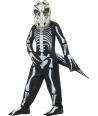 Costum Halloween baieti T-Rex schelet