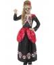 Costum Halloween fete Schelet elegant