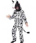 Costum carnaval adulti vaca mascota
