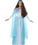 Costum carnaval femeie medievala de lux