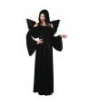 Costum femei inger negru Halloween