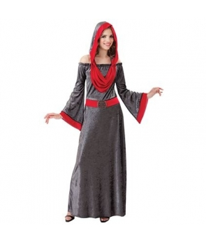 Costum femei fantoma Halloween