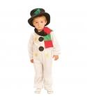 Costum Craciun copii Om de Zapada