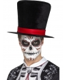 Joben Halloween Day of the dead negru