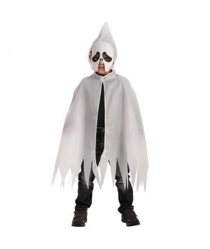 Set Halloween copii fantoma cu masca