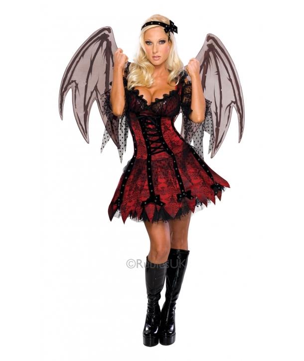 Costum femei zana Imorala Halloween