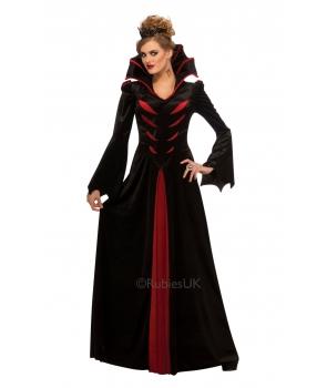 Costum femei regina vampirilor Halloween