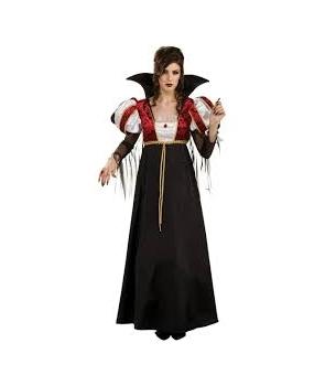 Costum femei vampirita Royala Halloween