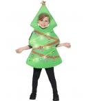 Costum Craciun copii brad cu lumini