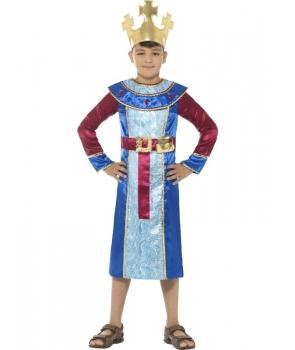 Costum Craciun copii Mag Melchior