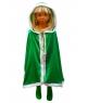 Pelerina Craciun copii verde