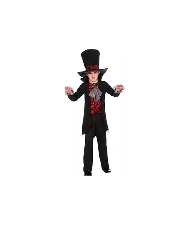 Costum baieti Lordul vampir Halloween