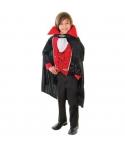 Costum Halloween baieti vampir Victorian