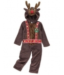 Costum Craciun copii Ren Rudolph