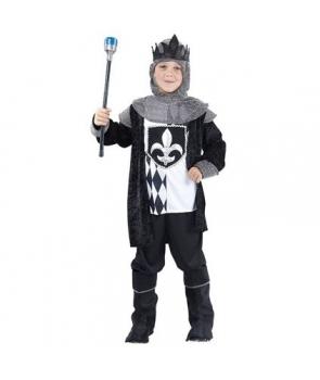 Costum carnaval copii Rege negru