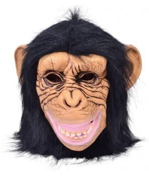 Masca cimpanzeu amuzant