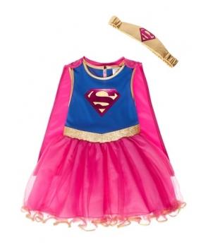 Costum carnaval Supergirl cu licenta