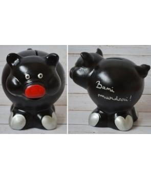 Pusculita porc *Pentru bani negri*