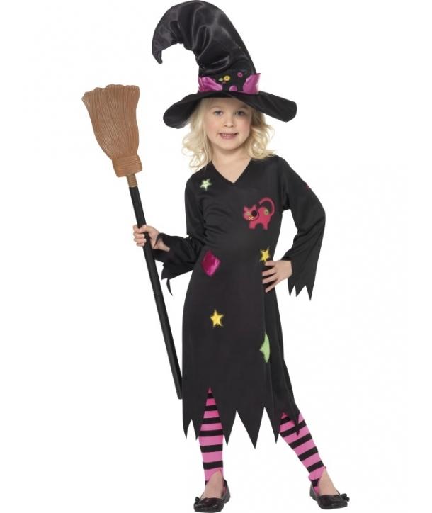 Costum copii vrajitoare cinder Halloween