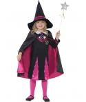Costum Halloween fete vrajitoare eleva