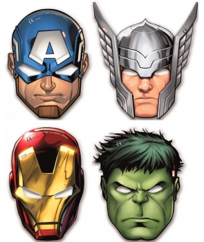 Masti petrecere eroi Avengers