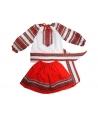 Costum national fete model 1