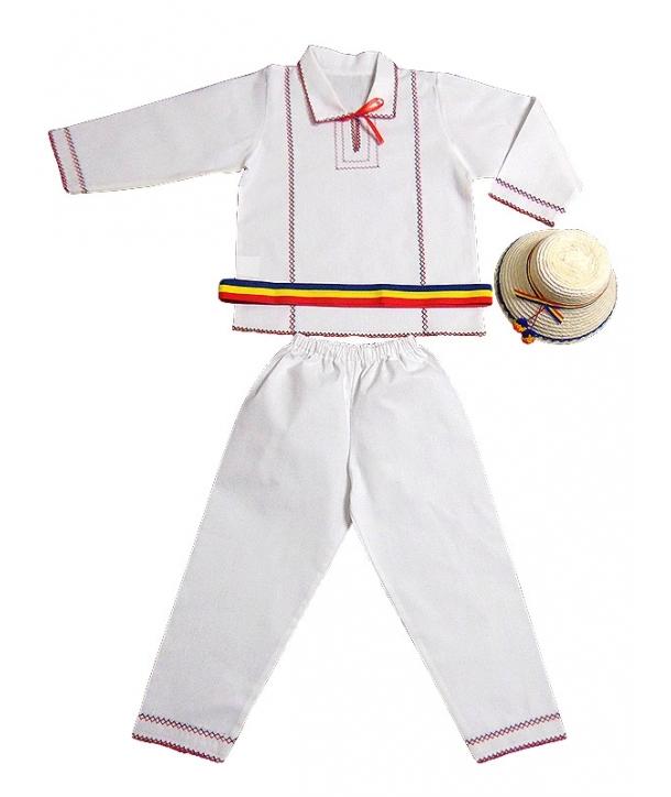 Costum national baieti